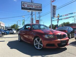 2008 BMW 1 Series 135i Coupe Auto Leather Alloy Wheals No Accide