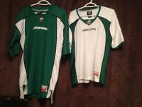 Men's and woman's Roughrider jersey