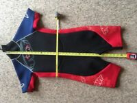Wetsuits - various sizes