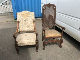 large french chairs