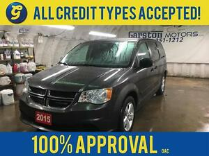 2015 Dodge Grand Caravan SE PLUS*U CONNECT PHONE*ECO MODE*3.6L P