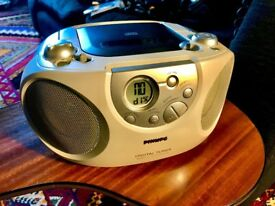 Philips Compact CD/Radio Player