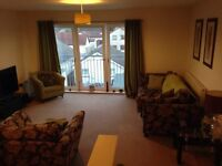 Double room in fully furnished 2 bed town centre flat Inverurie
