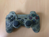Caanali Enterprise | DualShock 3 Wireless PS3 Controller for Sony PS3 Camouflage (SOLD!!)