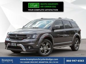 2016 Dodge Journey CROSSROAD | AWD | TRADE-IN |