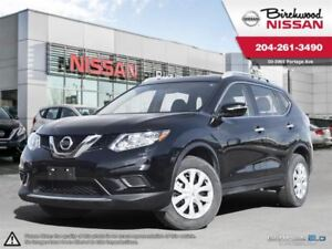 2015 Nissan Rogue S AWD, Local Trade , Back UP CAM