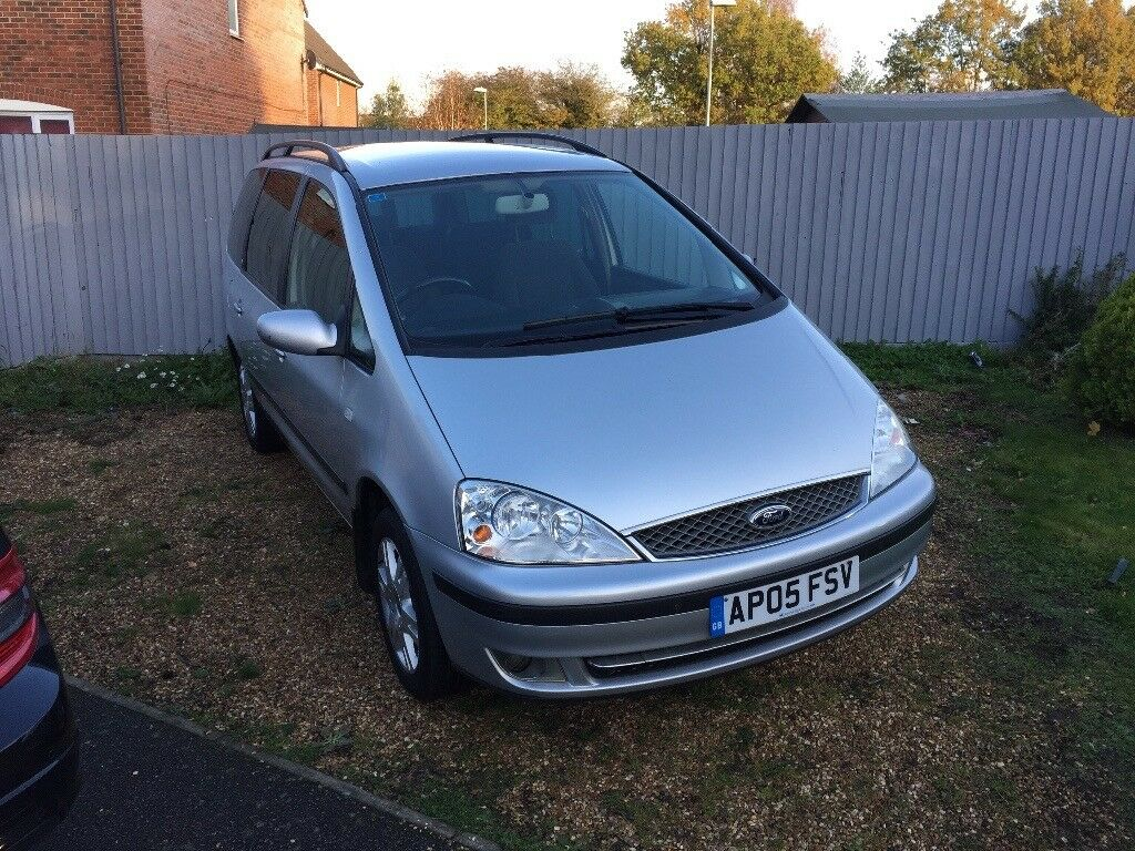 Ford Galaxy 1.9 TDI (130) Ghia