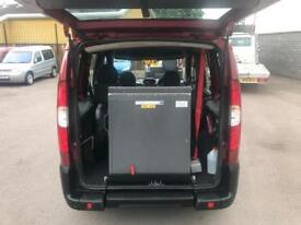 Fiat doblo wheelchair accessible disabled ramp mobility
