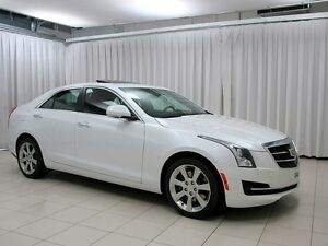 2015 Cadillac ATS ATS 2.0L TURBO AWD SEDAN