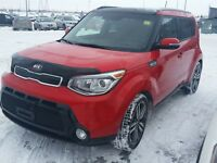 ONLY 2015 KIA SOUL LUXURY S AWD FOR SALE IN CANADA!!! LOADED!!