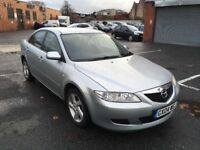 2006 Mazda 6 Good Condition with history and mot