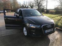 Audi Q3 Black 2.0 TDI
