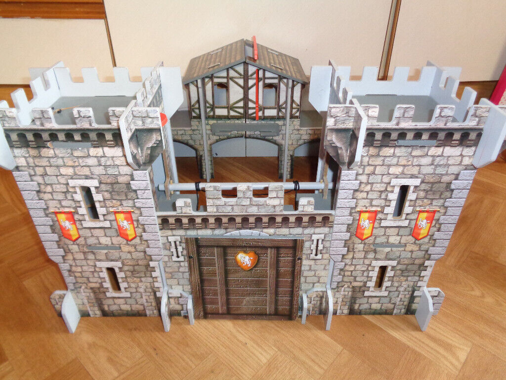 Early Learning Centre Wooden Knights Castle In Bournemouth Dorset Gumtree