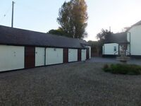 Secure Storage Units Available - Hinkley