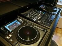 Pioneer XDJ 1000mk2 with cases. New condition.