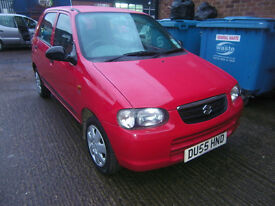suzuki alto 2005 reduced