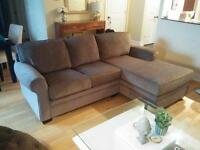 New couch!! (Loveseat + Chaise lounge)