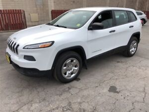 2014 Jeep Cherokee Sport, Automatic, Bluetooth, 4x4