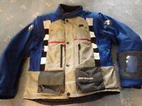 BMW motorrad rally 2 pro suit