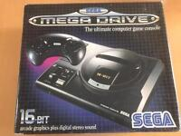 Classic Sega Mega Drive 16 bit