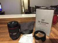 Canon EF 24-105mm f/4L IS 2 USM