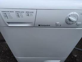 Tumble dryer. Condenser