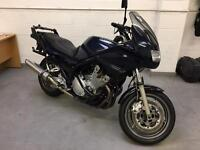 Yamaha XJ900s Diversion 1999 low mileage with full Givi luggage