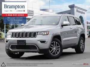 2017 Jeep Grand Cherokee LIMITED 4X4 | EX CHRYSLER COMPANY  DEMO
