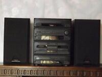 Kenwood MIDI- M27 Audio System