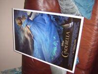 Cinderrala Framed Movie Poster