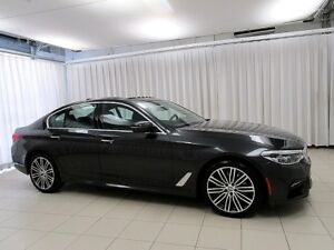 2017 BMW 5 Series 530i x-DRIVE M SPORT PREMIUM ENHANCED w/ HEAD