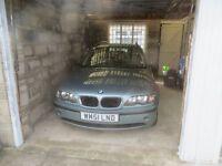 BMW 320D Touring E46