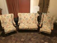 Three piece cottage suite upcycle project?