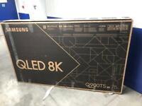 "75"" Samsung Qled Q900T 8k Brand new with full warranty"