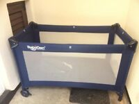 Travel cot Baby Dan ( new like-limited used)