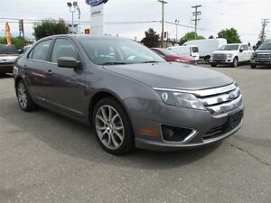 2012 Ford Fusion SEL - Leather - Heated Seats