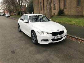 BMW 3 Series 320D 2.0 Msport BluePerformance (S/S) 4DR....Saloon, 2017 (17 Reg)