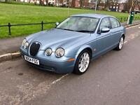 Jaguar S type face lift diesel automatic fully loaded