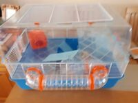 Good As New Hamster Cage