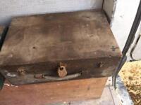 Wooden Cases / Trunks