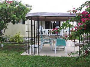 Magnifique maison de parc twin lakes park floride louer for A louer en floride maison mobile