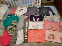 Girls clothes 5-6 6-7