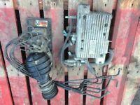 ford capri 2.8 air manifold and air box