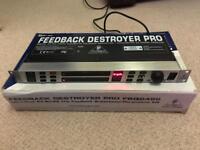 Behringer FBQ2496 Feedback Destroyer Pro