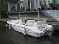 2003 Sessa Key Largo 19 sports cruiser