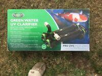 Blagdon Professional Green Water UV Clarifier - Spares / Repairs