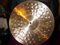 paiste signature precision crash cymbal