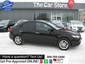 2011 Kia Forte 2.0L EX BLOWOUT/ BLUETOOTH, HTD SEATS, POWER WIND