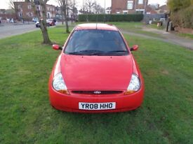 Ford KA 1.3 Zetec Climate 3dr [FULL FORD SH+LOW MILEAGE+AUX]