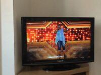 Panasonic 32 inch flat screen TV